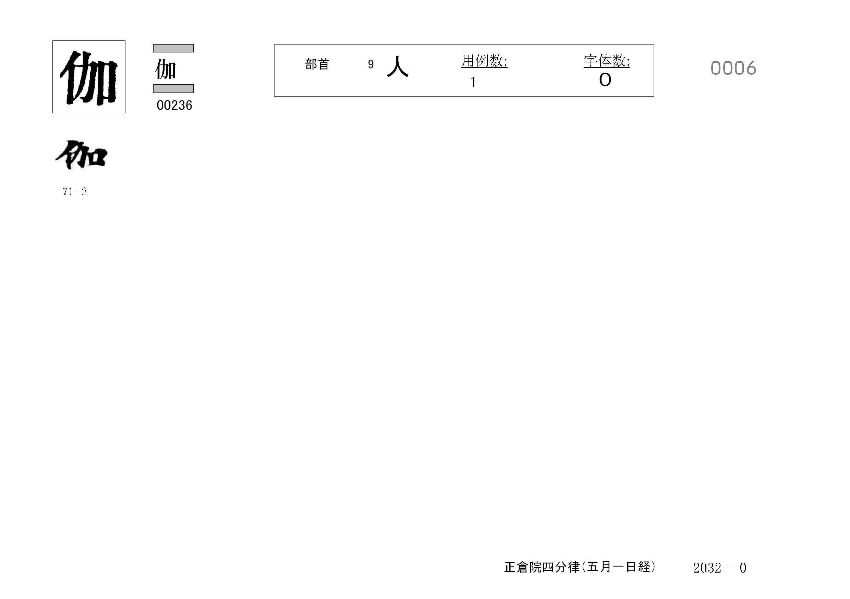 77_四分律卷第十六(正倉院五月一日經)/cards/0006.jpg
