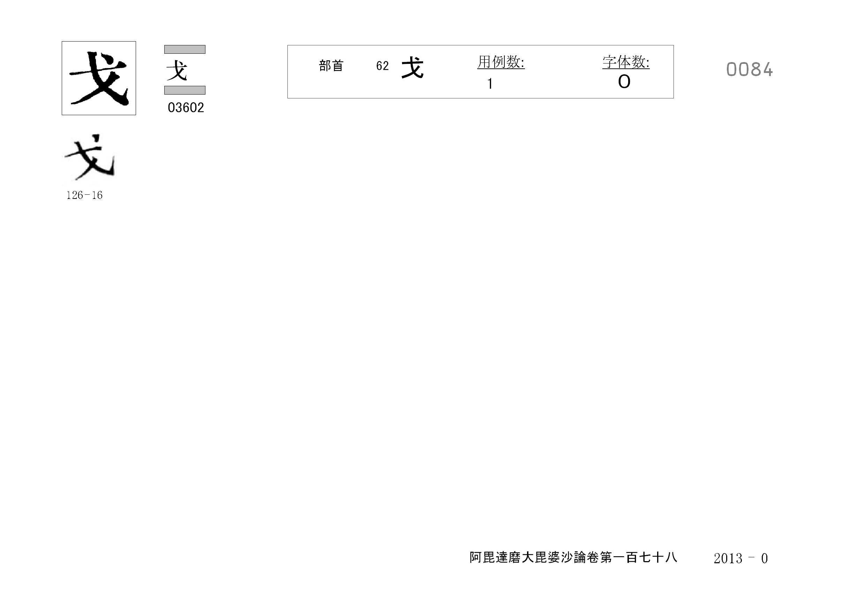 71_阿毘達磨大毘婆沙論卷百七十八(正倉院本)/cards/0084.jpg