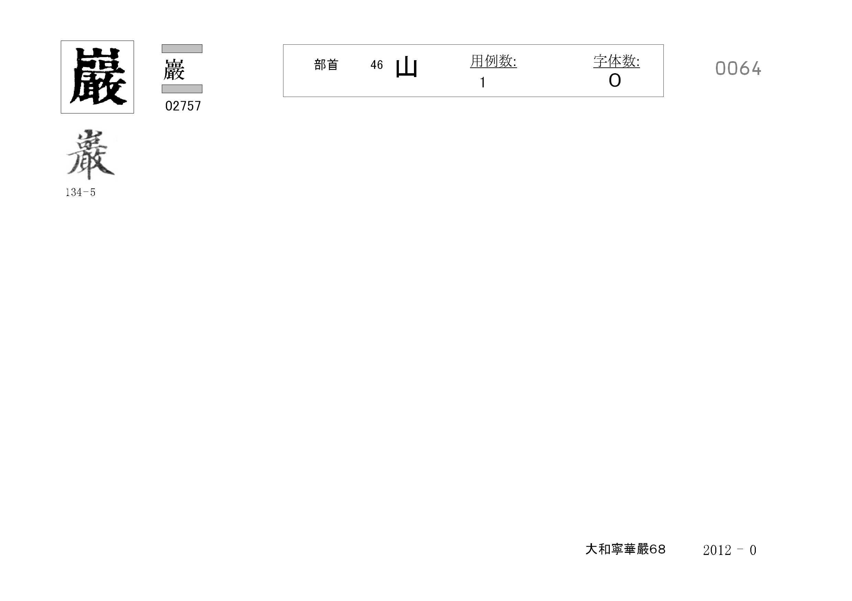 73_花嚴經卷六十八(守屋本)/cards/0064.jpg