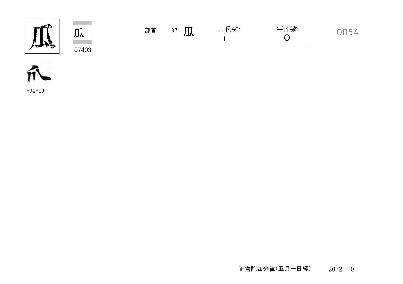 77_四分律卷第十六(正倉院五月一日經)/cards/0054.jpg