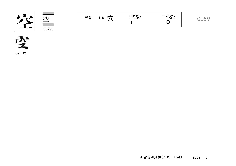 77_四分律卷第十六(正倉院五月一日經)/cards/0059.jpg