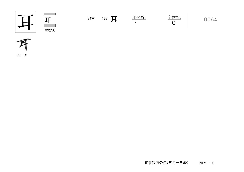 77_四分律卷第十六(正倉院五月一日經)/cards/0064.jpg