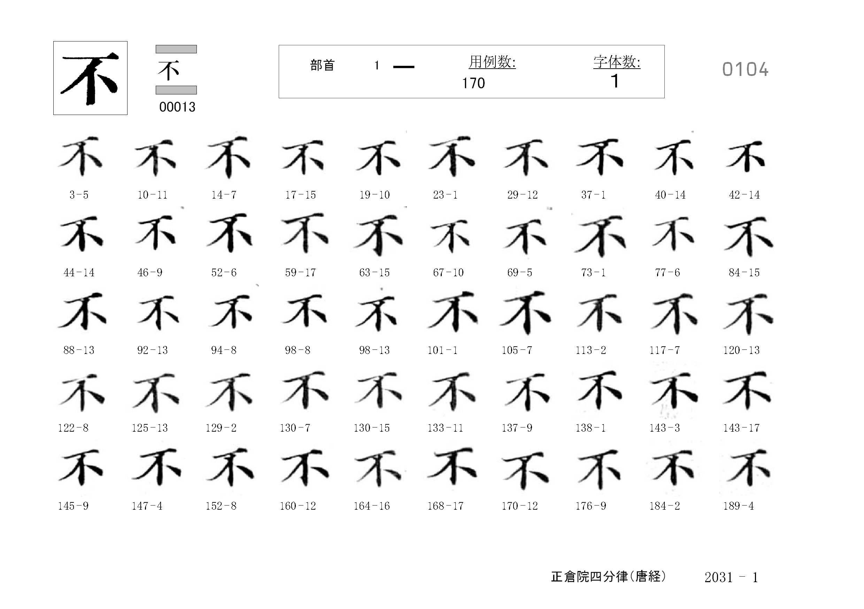 78_四分律卷第二十(正倉院唐經)/cards/0104.jpg