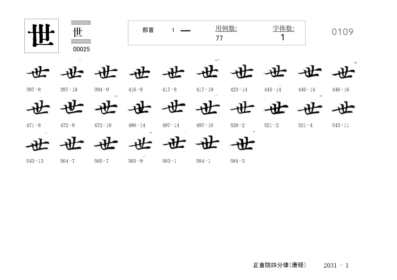 78_四分律卷第二十(正倉院唐經)/cards/0109.jpg