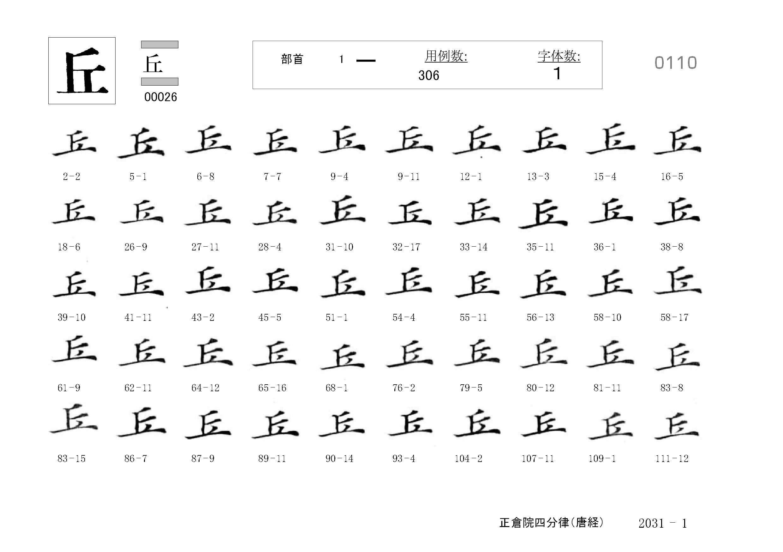 78_四分律卷第二十(正倉院唐經)/cards/0110.jpg