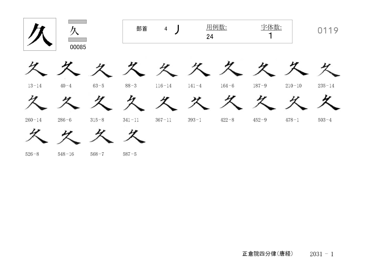 78_四分律卷第二十(正倉院唐經)/cards/0119.jpg