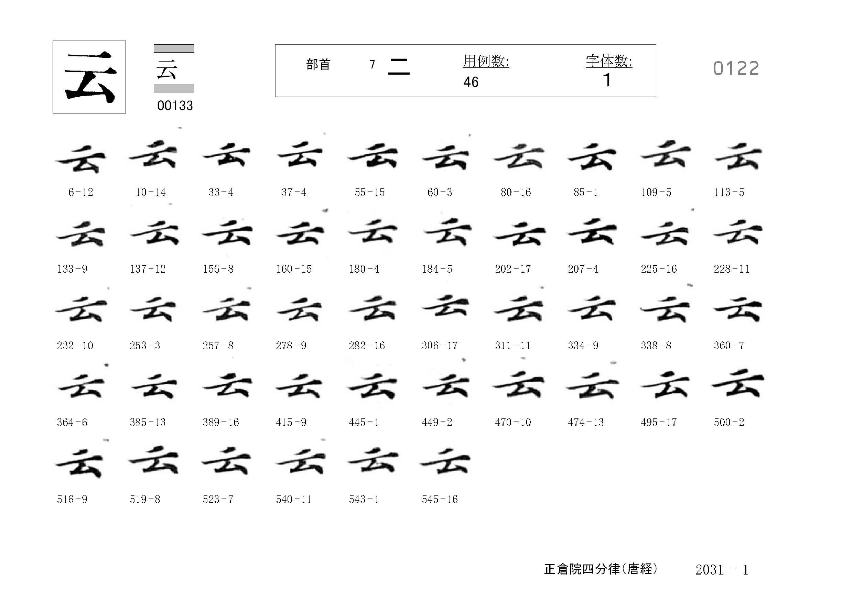 78_四分律卷第二十(正倉院唐經)/cards/0122.jpg