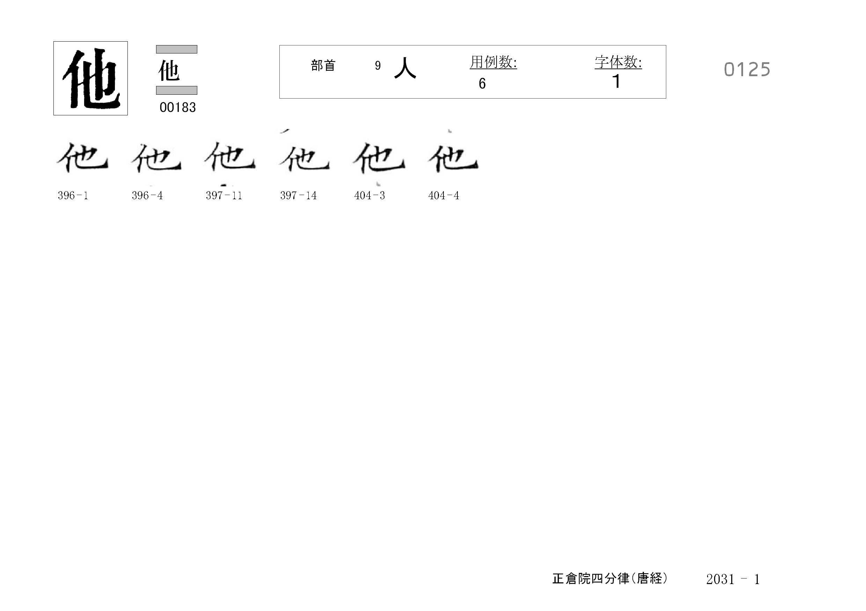 78_四分律卷第二十(正倉院唐經)/cards/0125.jpg