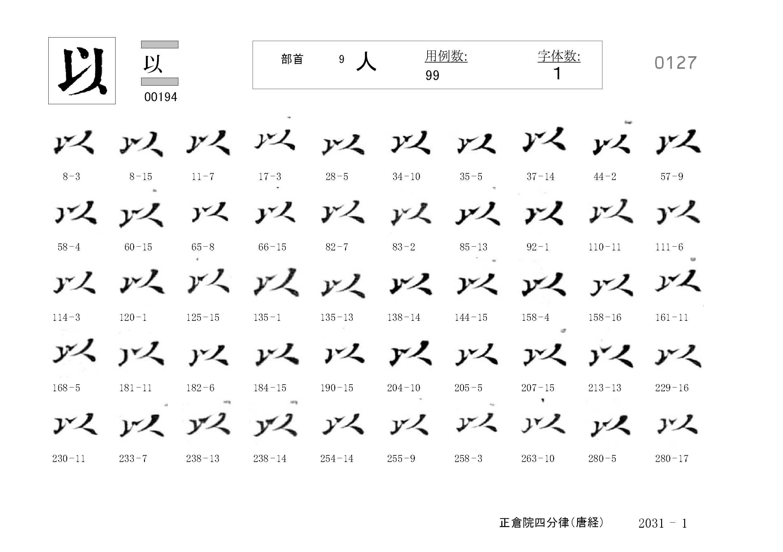 78_四分律卷第二十(正倉院唐經)/cards/0127.jpg