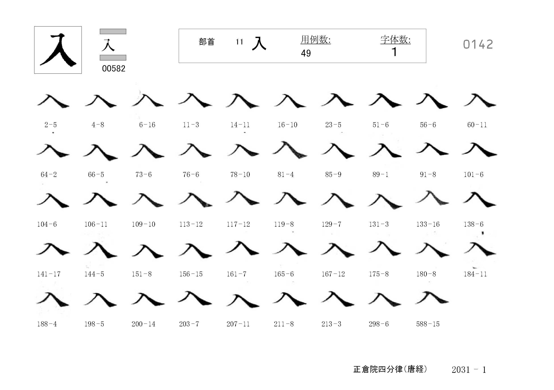 78_四分律卷第二十(正倉院唐經)/cards/0142.jpg