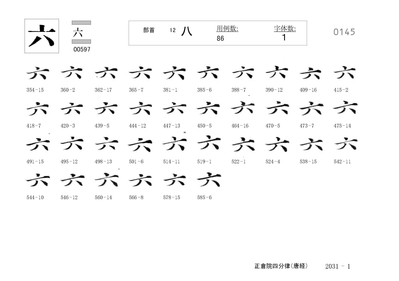 78_四分律卷第二十(正倉院唐經)/cards/0145.jpg