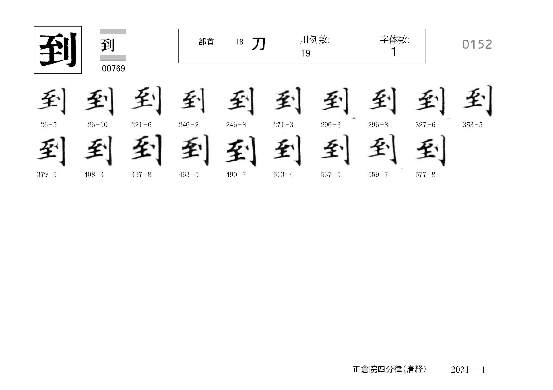 78_四分律卷第二十(正倉院唐經)/cards/0152.jpg