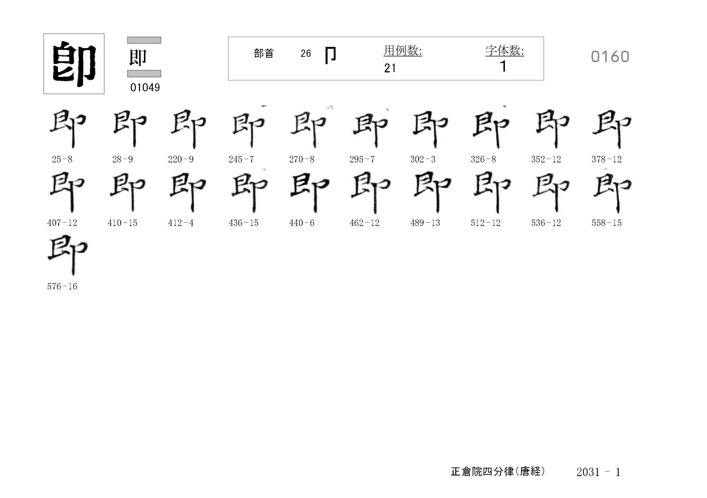 78_四分律卷第二十(正倉院唐經)/cards/0160.jpg