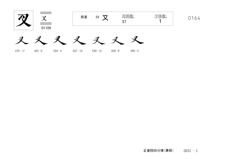 78_四分律卷第二十(正倉院唐經)/cards/0164.jpg