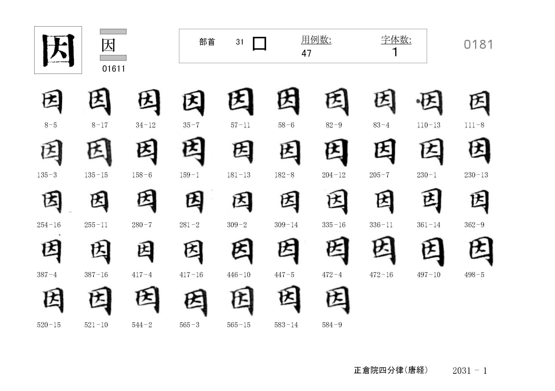 78_四分律卷第二十(正倉院唐經)/cards/0181.jpg