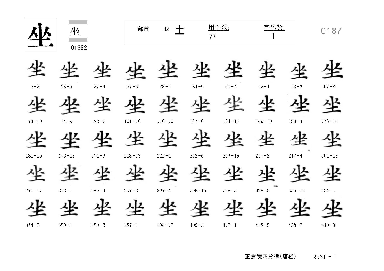 78_四分律卷第二十(正倉院唐經)/cards/0187.jpg