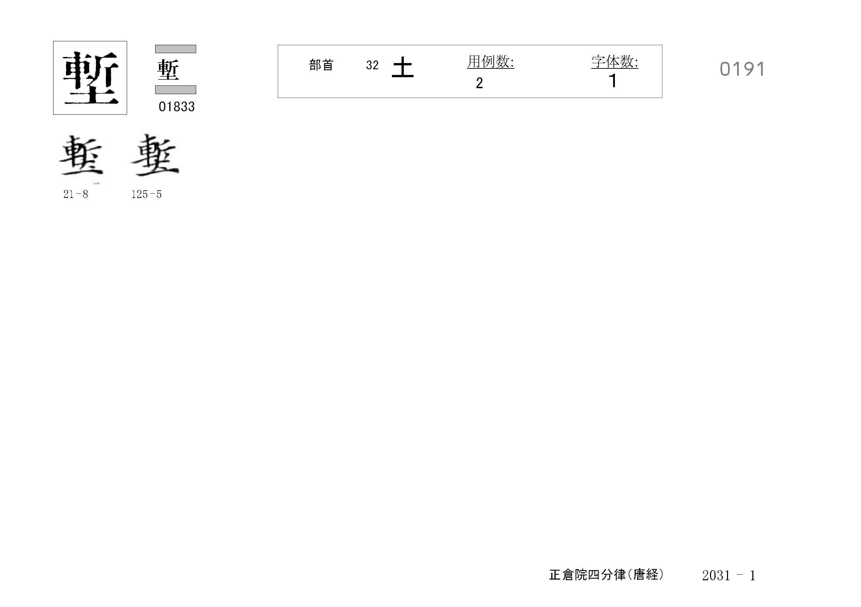 78_四分律卷第二十(正倉院唐經)/cards/0191.jpg