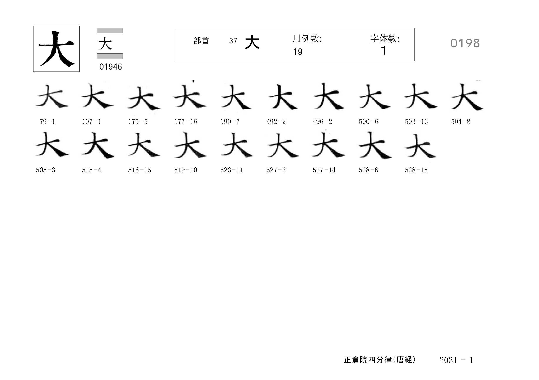 78_四分律卷第二十(正倉院唐經)/cards/0198.jpg